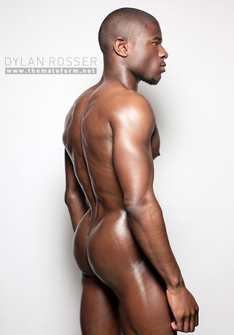 Un homme nu black et de belles fesses : 26 janvier 2011
