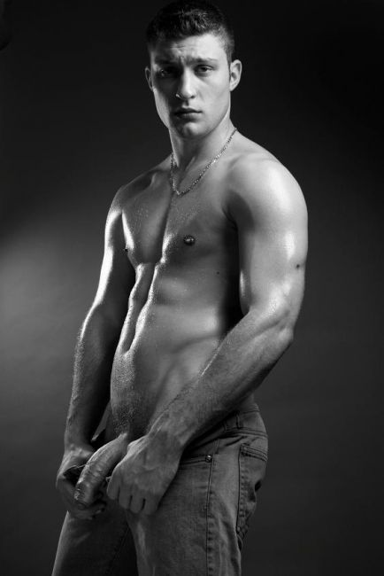 Un très bel homme nu bm