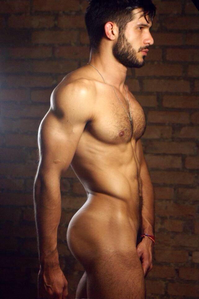 красивые голые накаченные мужчины - 1