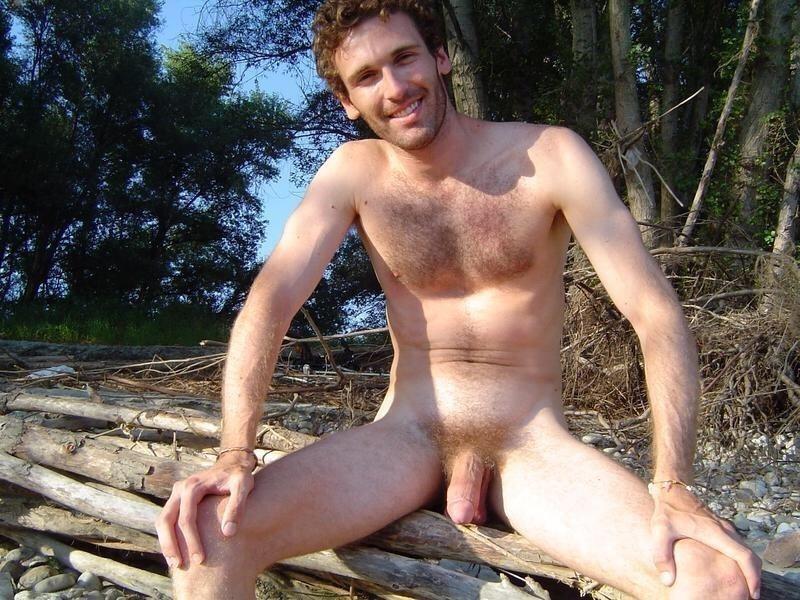 мужское ню частное фото