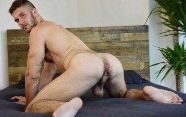 gay brun poilu plan cul avec arabe